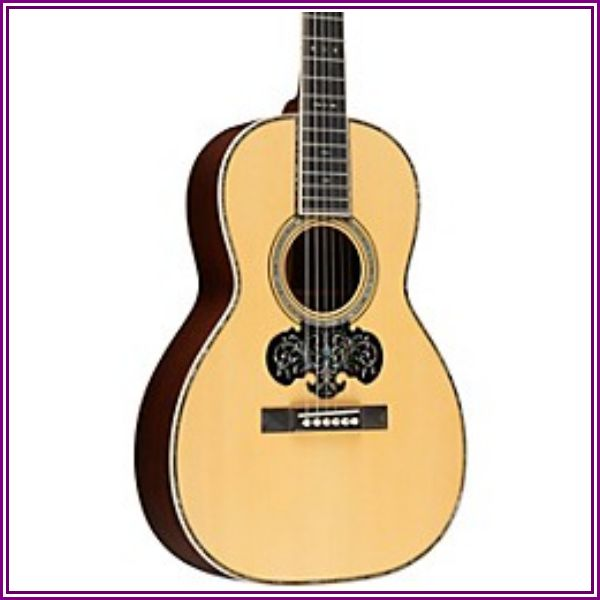 Martin Custom Grand Concert Madagascar Rosewood Deluxe Aged Toner from Music & Arts