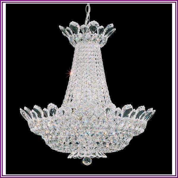 Schonbek Trilliane 24 Inch 24 Light Chandelier Trilliane - 5871S - Crystal from 1800lighting.com