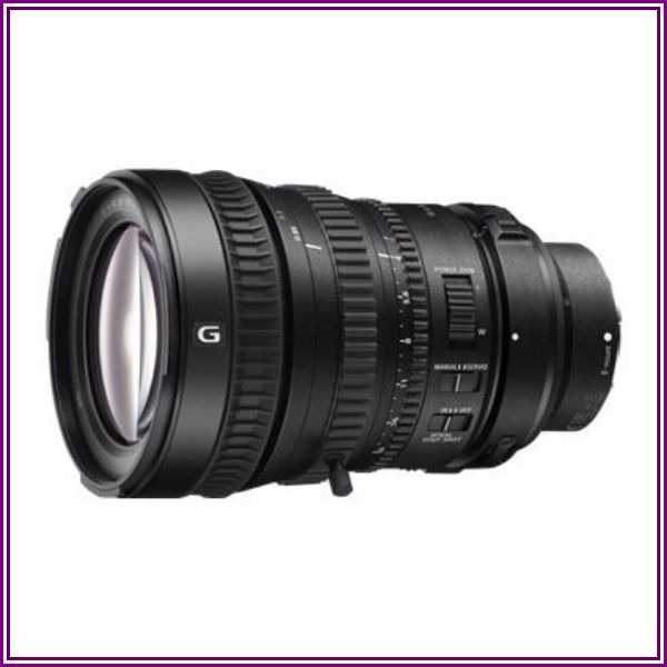 SONY CORPORATION Sony SELP28135G - zoom lens - 28 mm - 135 mm from Dell Canada - Home & Small Business