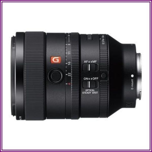 SONY CORPORATION Sony FE 100mm f/2.8 STF GM OSS Lens from Beach Trading Co. (BeachCamera.com, BuyDig.com)