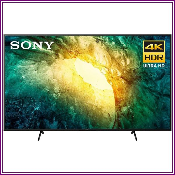 Sony 65-in KD65X750H 4K HDR LED Smart HDTV (2020) from Tech For Less