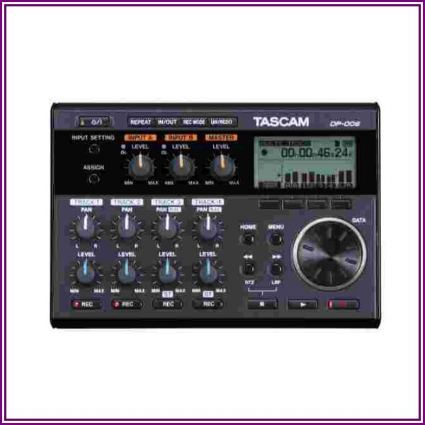 Tascam DP004 Pocketstudio Recorder from Beach Trading Co. (BeachCamera.com, BuyDig.com)
