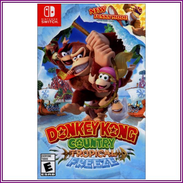 Donkey Kong Country: Tropical Freeze from Tiger Direct