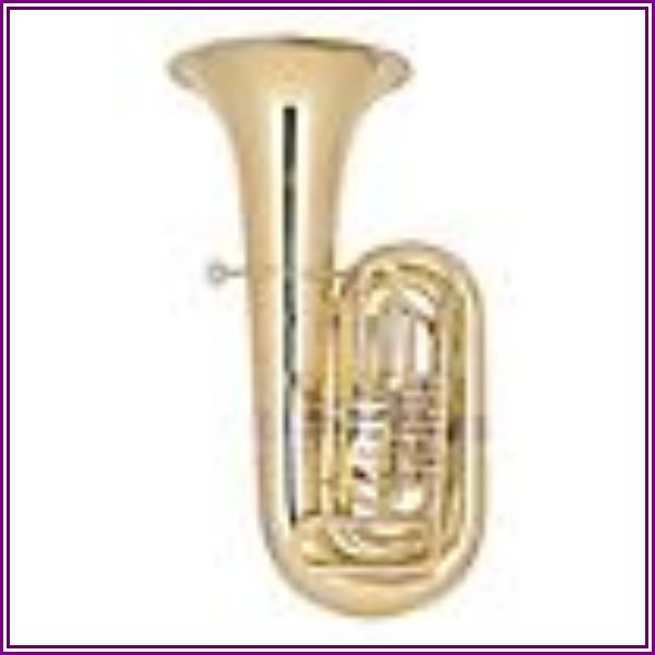 Miraphone 187 Series 4 Valve 4/4 Bbb Tuba from Music & Arts