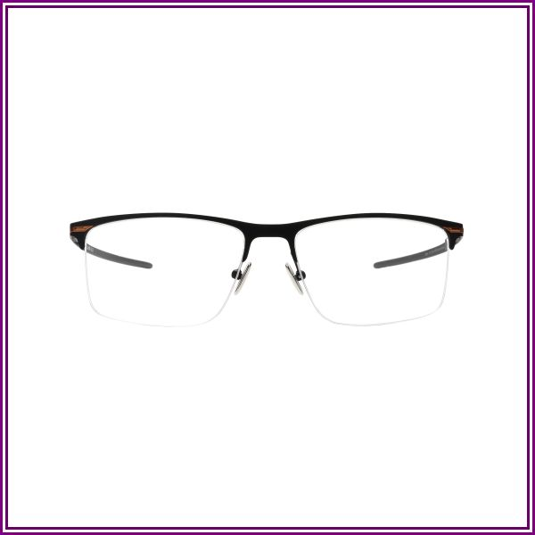 Oakley Tie Bar 0.5 OX5140 0354 (54) Eyeglasses and Frame in Satin Light Steel Black | Plastic/Metal from Clearly AU and NZ