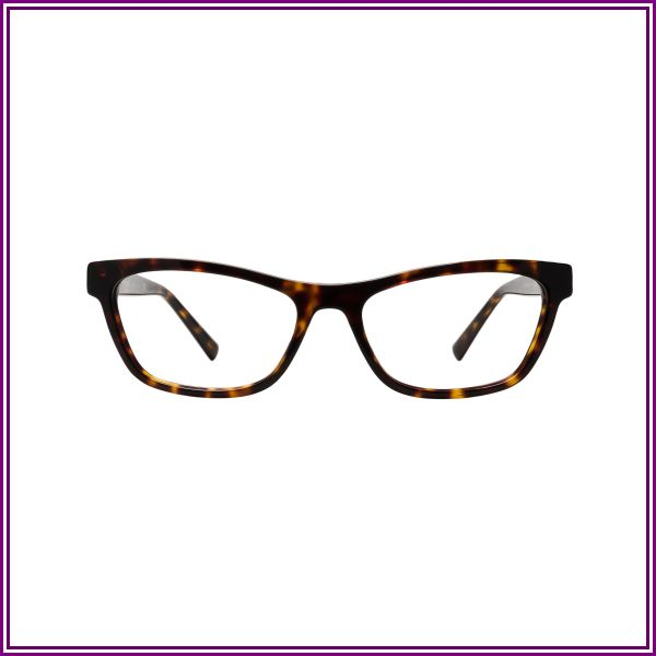 Versace VE3272 108 (52) Eyeglasses and Frame in Brown/Tortoise | Metal from Clearly AU and NZ