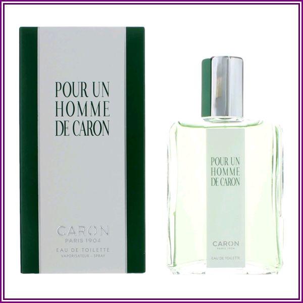 Caron Pour Un Homme eau de toilette uraknak 200 ml from FragranceX.com