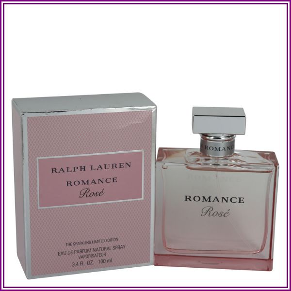 Romance Rose by Ralph Lauren, 3.4 oz EDP Spray for Women from ThePerfumeSpot.com