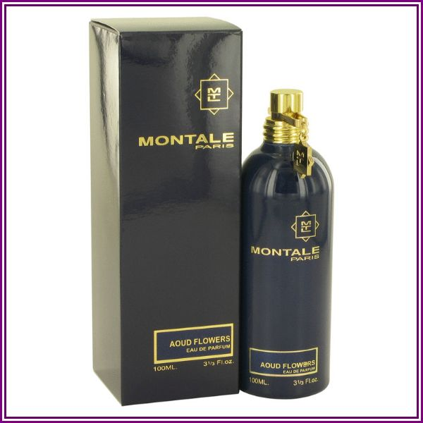 Montale Aoud Flowers Eau De Parfum Spray 3.3 oz from ThePerfumeSpot.com
