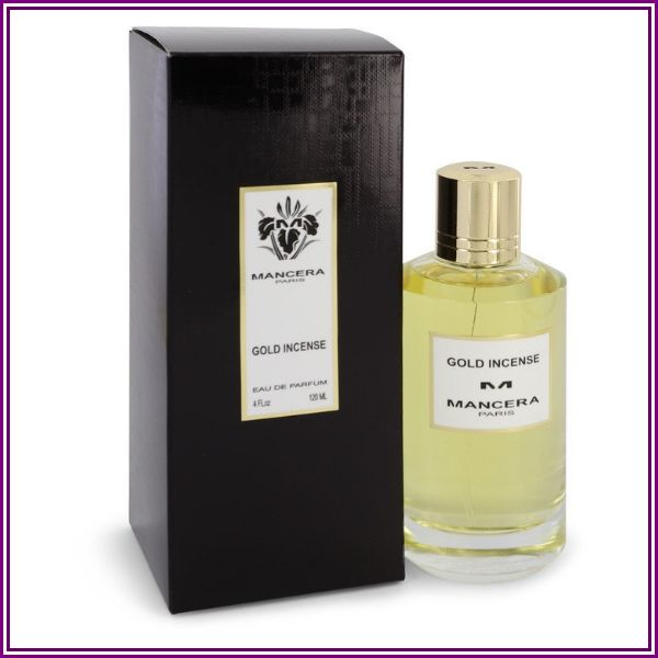 Mancera Gold Incense eau de parfum unisex 120 ml from Notino.hu