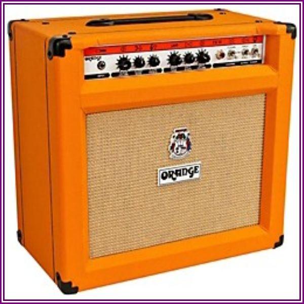 Orange 30/15/7 Watt Class A 2 Ch 1x12 Tube Combo from Woodwind & Brasswind