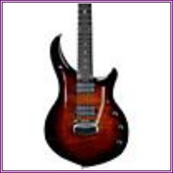 Ernie Ball Music Man John Petrucci Majesty 6 Tiger Eye Electric Guitar Tiger Eye from Music & Arts