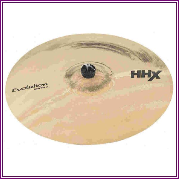 Sabian 11606XEB 16 EVOLUTION CRASH from Muziker.com