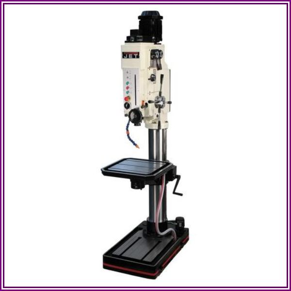 Jet J-2350 28 In. Direct Drive Drill Press 3 HP from International Tool