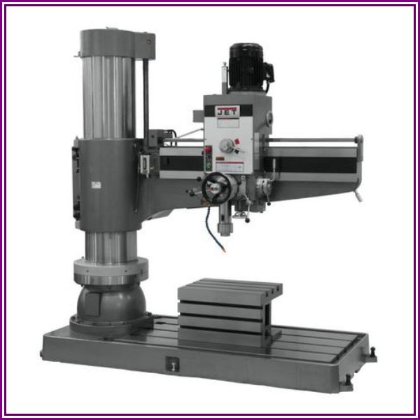 Jet J-1600R Radial Drill Press 7.5Hp, from International Tool