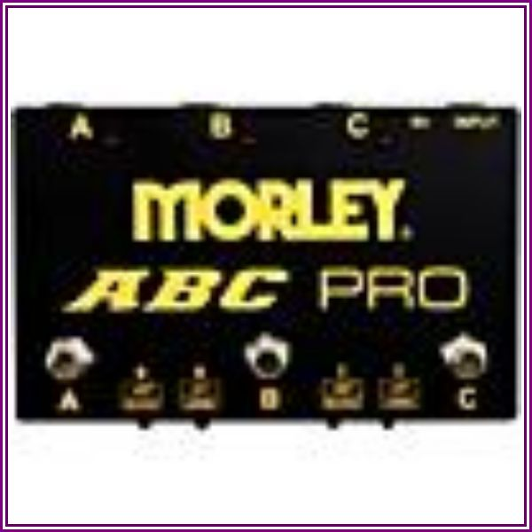 Morley ABC Pro Selector from Music & Arts