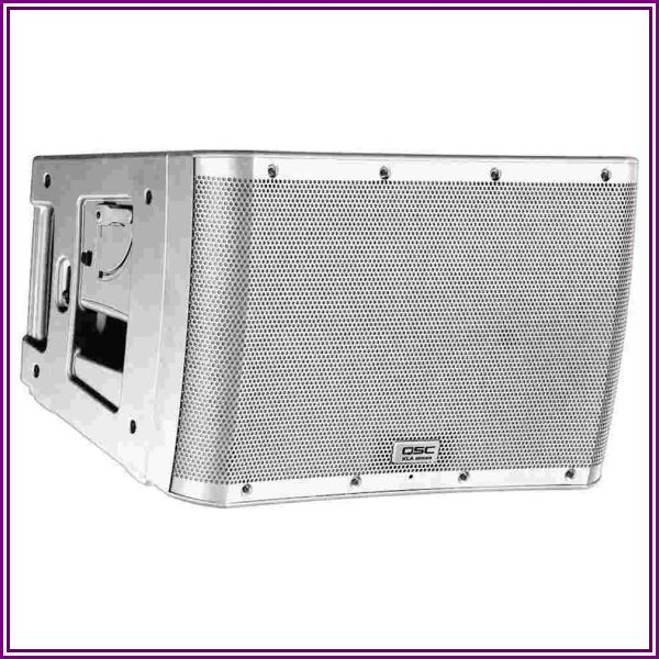 Qsc Kla12 Active Line Array Speaker White from zZounds