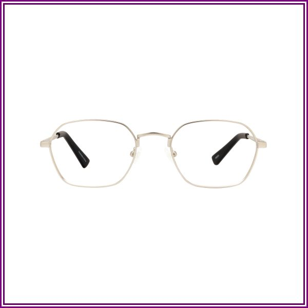 Clearly Basics Table Bay CLS071 C02 (51) Eyeglasses and Frame in Matte Silver | Metal from Clearly AU and NZ