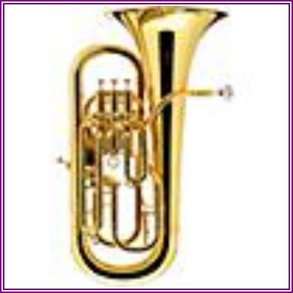Besson Be2052 Prestige Series Compensating Euphonium Lacquer from Guitar Center