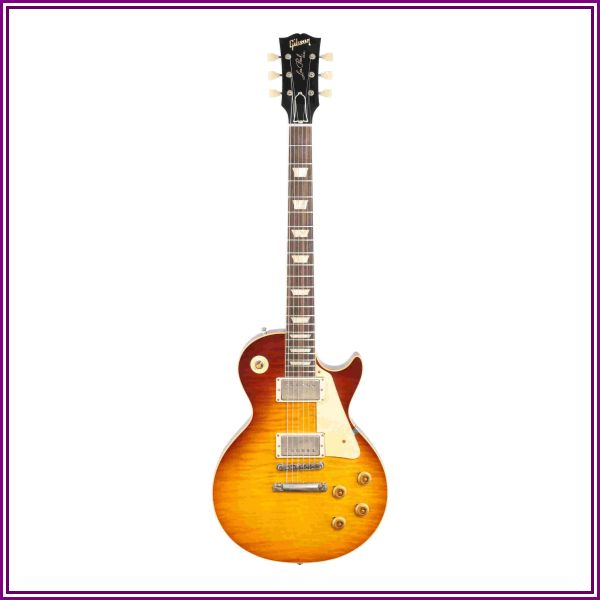 Gibson CS 60th Ann 1959 LP Std VOS Slo Ice T Fade from zZounds