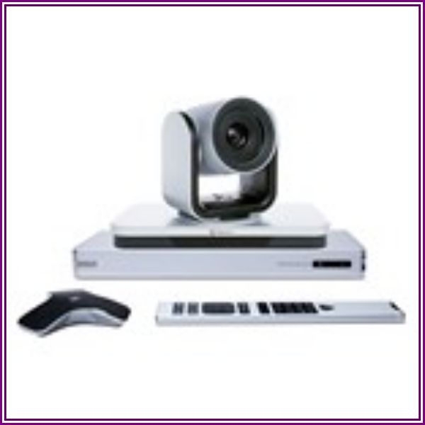 Polycom 7200-64250-001 Video Conferencing System from FactoryOutletStore.com