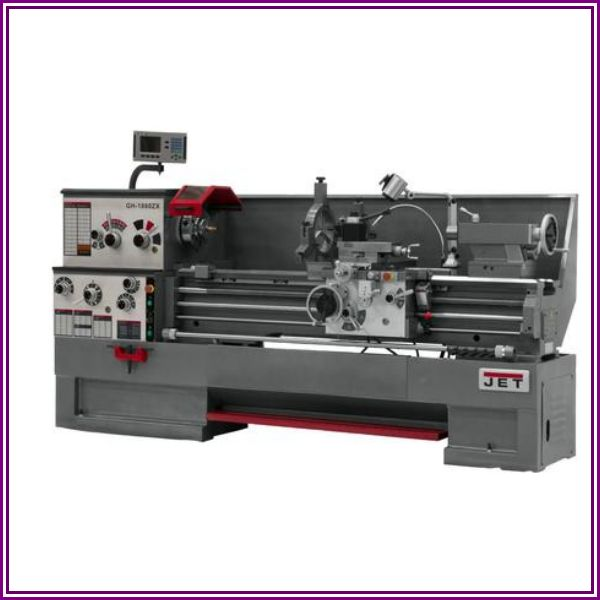 Jet Gh-1880Zx Metalworking Lathe from International Tool