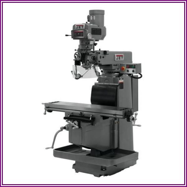 Jet Vertical Milling Machine from International Tool