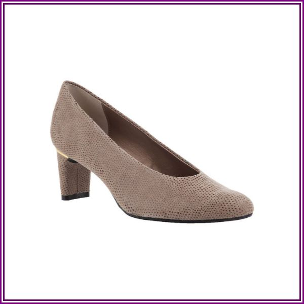 Vaneli Dayle (Taupe E-Print) Women's 1-2 inch heel Shoes from Zappos.com