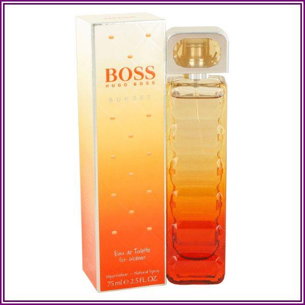 HUGO BOSS Boss Orange Sunset 75 ml eau de toilette για γυναίκες from FragranceX.com