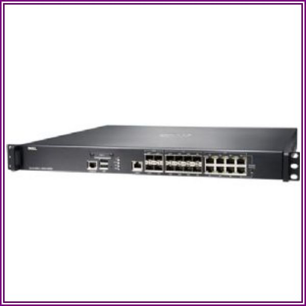 SonicWALL NSA 6600 Network Security Appliance from Tiger Direct