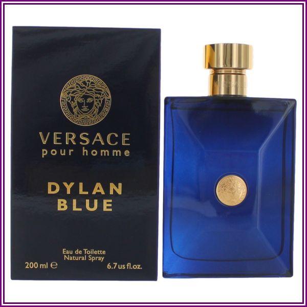 Versace Pour Homme Dylan Blue 200 ml toaletná voda pre mužov from Parfemy-Elnino.sk
