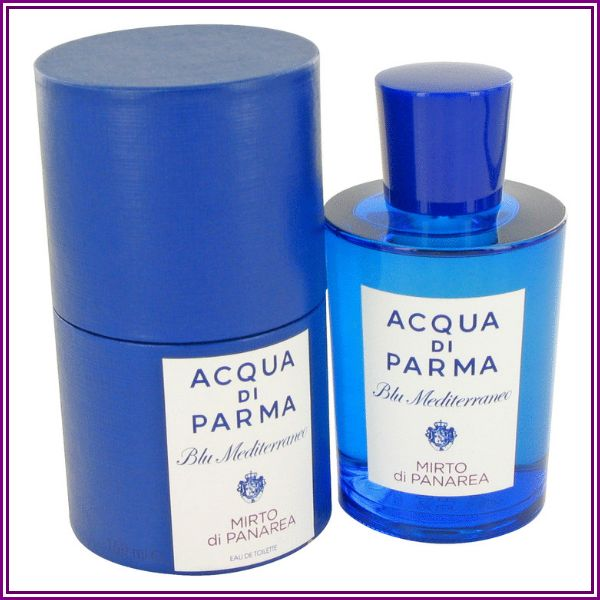 Blu Meditarano Mirto Di Panarea by Acqua Di Parma, 5 oz EDT Spray men from Parfemy-Elnino.sk