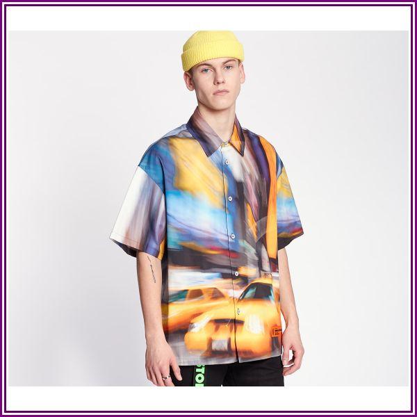 HERON PRESTON Taxi Baseball Shirt Multicolor from Footshop DE & AT