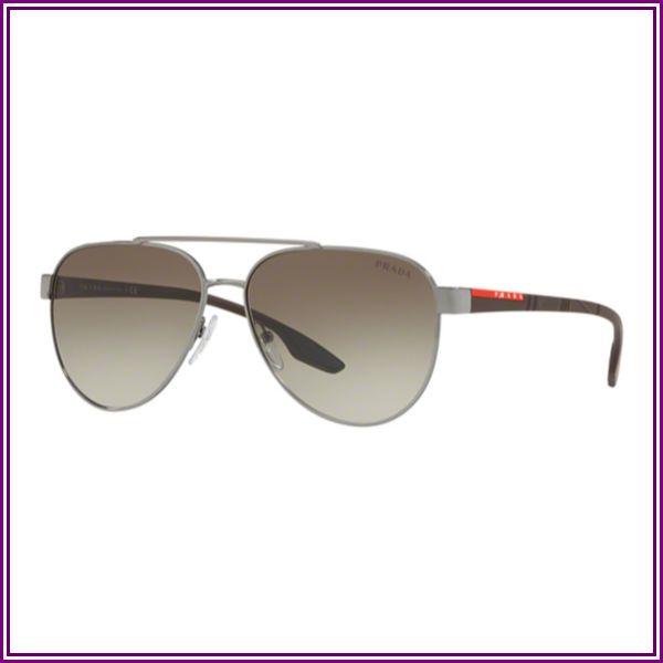 PS 54TS Sunglasses Gunmetal from VISUAL CLICK
