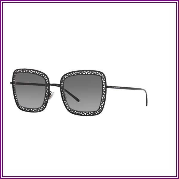 Dolce & Gabbana DG2225 01/8G Black from VISUAL CLICK