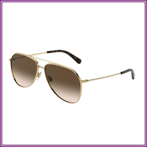 Dolce & Gabbana DG2244 02/13 Gold from VISUAL CLICK