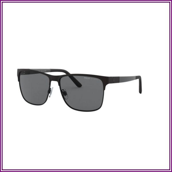 Polo Ralph Lauren PH3128 939781 Matte Black/Black from VISUAL CLICK