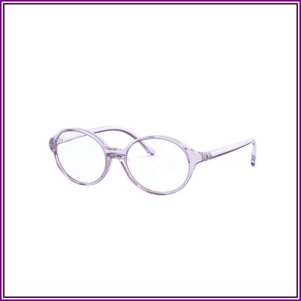 RAY-BAN Junior RY1901 3838 Transparent Violet from VISUAL CLICK