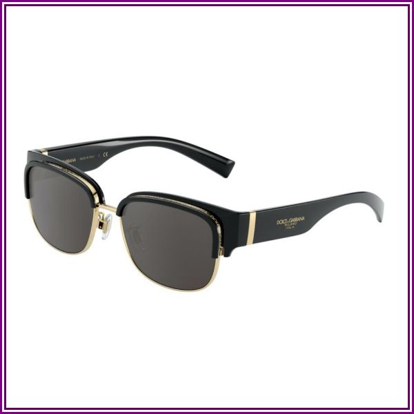 Dolce & Gabbana DG6137 501/87 Black from VISUAL CLICK