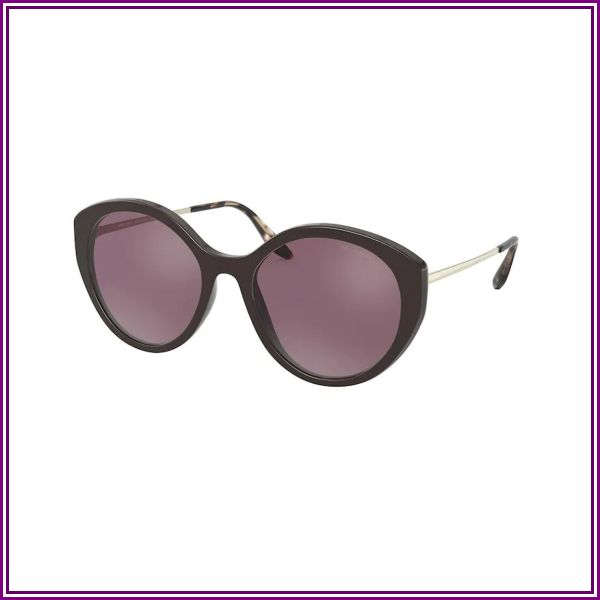 Prada PR 18XS DHO04C Brown from VISUAL CLICK