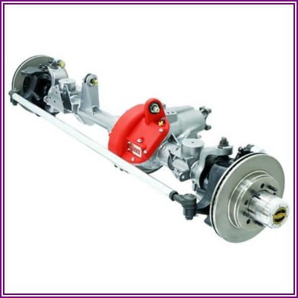 Currie 60 Front Crate Axle Assembly (Detroit Locker - 5.38) - CE-KF6301D53 from 4 Wheel Parts