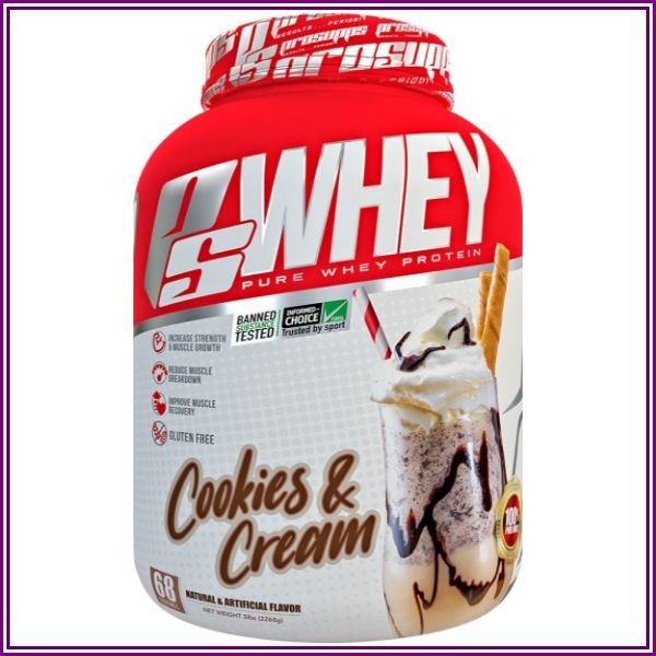 Pro Supps PS Whey - 5 Lbs. - Cookies & Cream from A1Supplements.com