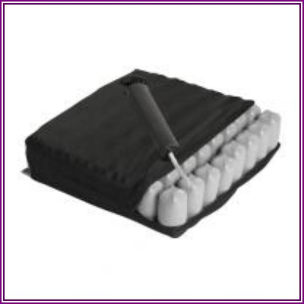 """Balanced Aire Adjustable Cushion, 16"""" x 16"""" x 2"""" from MedEx Supply"""