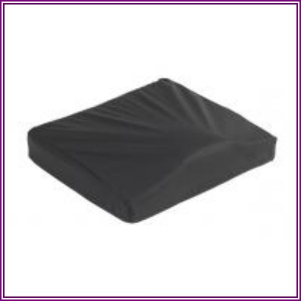 "Titanium Gel/Foam Wheelchair Cushion, 20"" x 18"" from MedEx Supply"