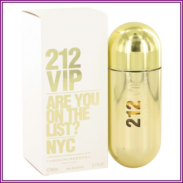Carolina Herrera '212 VIP' eau de parfum - 80ml from ThePerfumeSpot.com