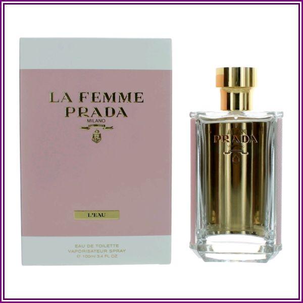 Prada La Femme L´Eau 100 ml toaletná voda pre ženy from Parfemy-Elnino.sk