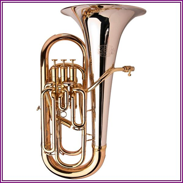 Adams E1 Selected Series Sterling Bell Compensating Euphonium Lacquer from Guitar Center