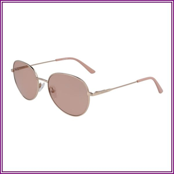 CK 20104S Sunglasses (780) Rose Gold from VISUAL CLICK