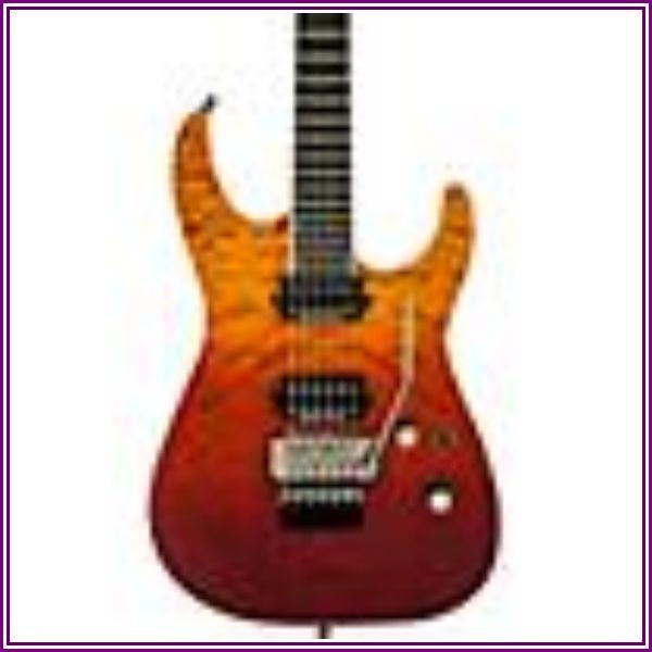 Jackson Pro Soloist SL2Q Quilt Desert Sunset Sky from Guitar Center