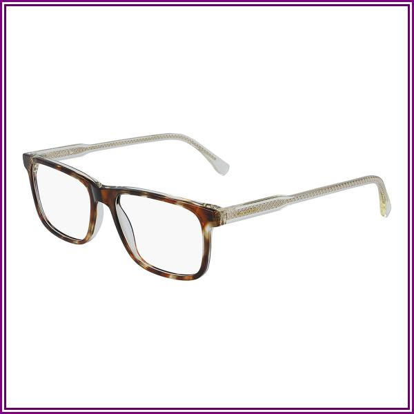 L 2852 Eyeglasses (218) Blonde Havana from SmartBuyGlasses